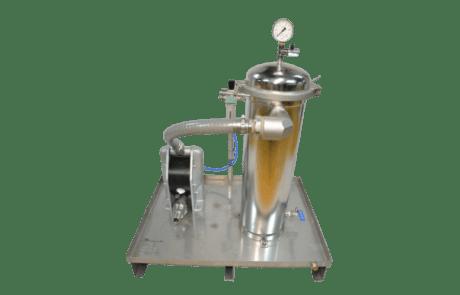 Filterprodukter - Filtersystem
